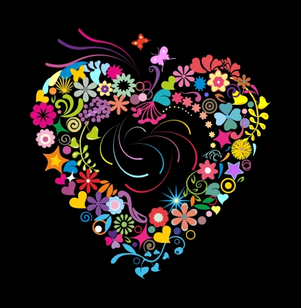 Heart Stock Vector - 17010668
