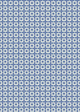 Vector seamless pattern or background