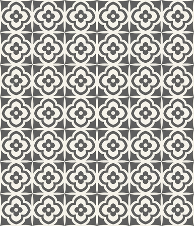 Seamless background with square patterns Illustration