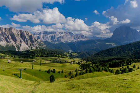 Exploration tour through the beautiful South Tyrolean mountains - South Tyrol / Italy