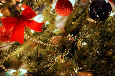 old fashioned christmas: Christmas tree
