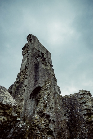 dorset: Dorset stone tower