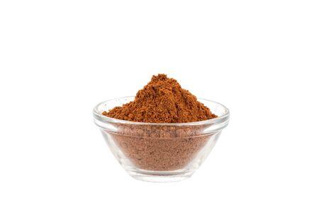 five spice powder in glass bowl photo