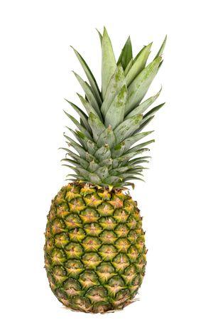 pineapple, isolated on white background Stock Photo - 5451489