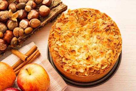 swedish: Swedish apple pie like Mom