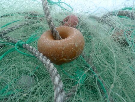 net: close up fishing net