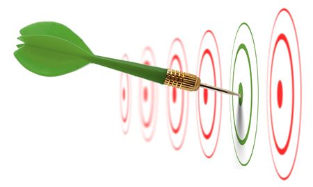le marketing et la communication succès concept Banque d'images