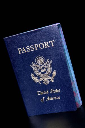 American passport Stock Photo - 1703798