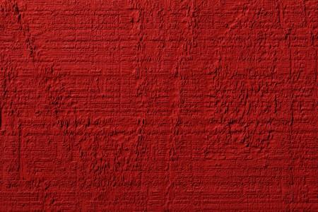 古い不良織り目加工の赤い納屋ウッドの背景 写真素材