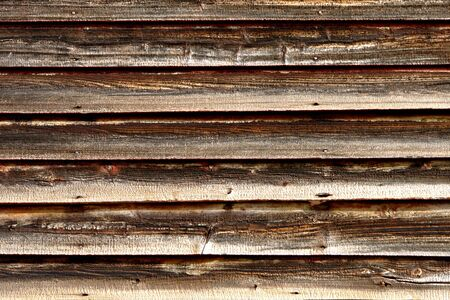 barnwood: Distressed old barn wood clapboard background