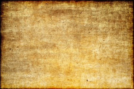 Antique grunge old wood plank background with aged wear and tear distressing defects Stock Photo