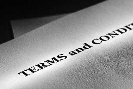 feltételek: Szerződési feltételek Jogi közzétételi tájékoztatót a papírlapra