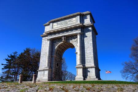 National Memorial Arch landmark historic monument  photo