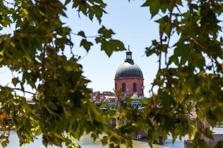 Dome de la Grave in Toulouse, France