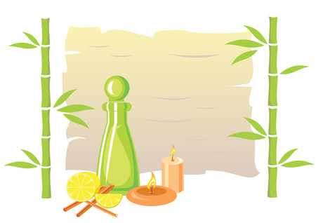 SPA background, Health and beauty seria Stock Vector - 27249780
