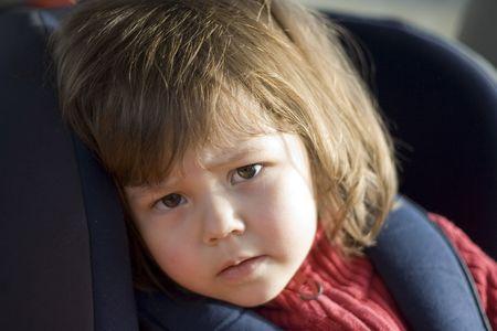 portrait of little girl Stock Photo - 756152