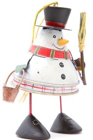 Christmas decoration isolated on white Stock Photo - 16423753
