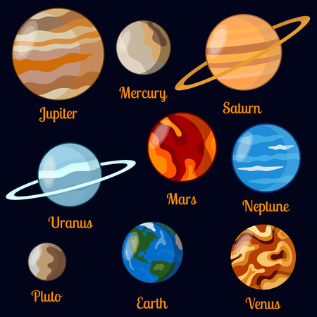 Solar System Activity Planets Sorts 3 Freebie by