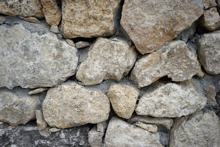fastness: Ancient stone background Stock Photo