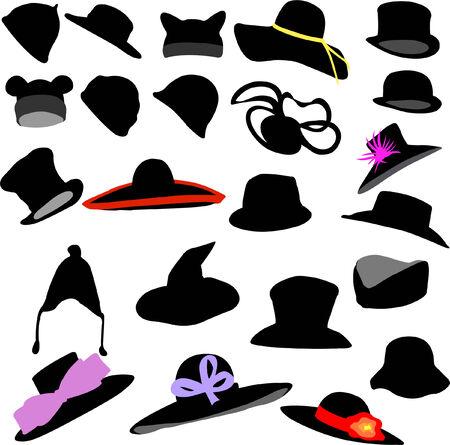 hombre con sombrero: sombrero de moda