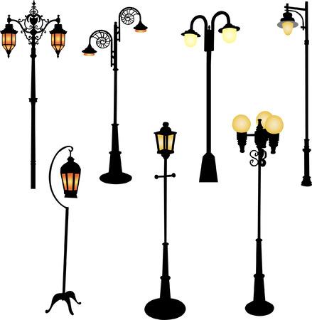 straat lamp