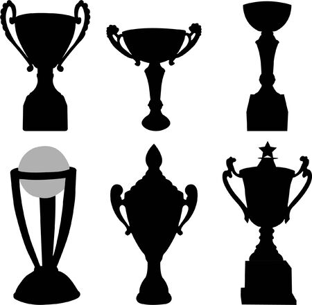 reward: collection of trophies