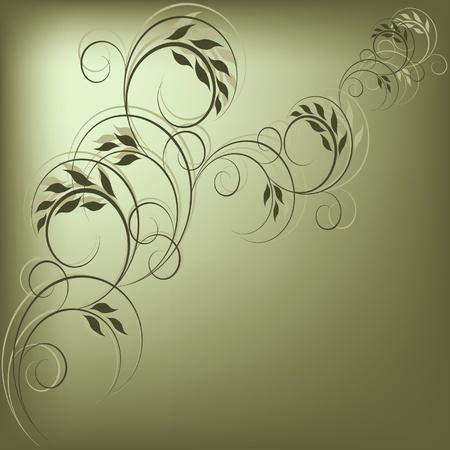 patch of light: sfondo floreale