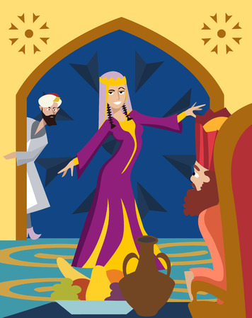 esther: purim greetings, The Feast of Esther