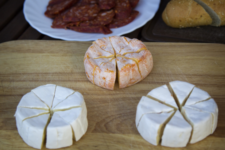 hermelin: Hermelin cheese - Camembert Czech analogue