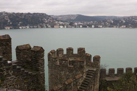 hisari: Turkish fortress wall