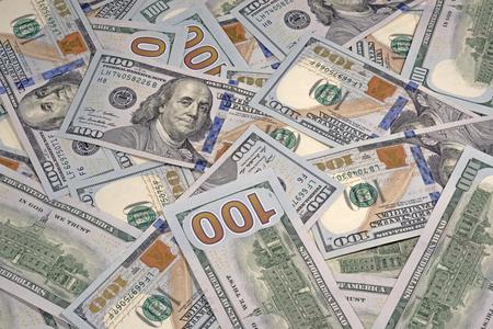 savings and loan crisis: New dollars on desktop