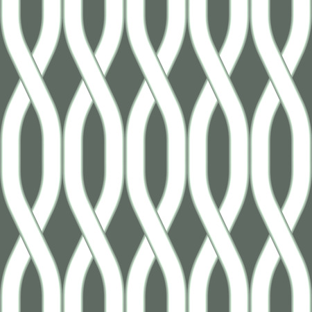 mishmash: Seamless pattern with geometrical figures. Seamless vector abstract wave pattern background Illustration