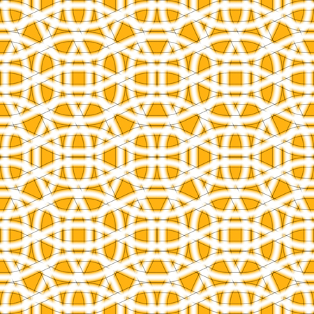 square abstract: Seamless pattern with geometrical figures. Seamless vector abstract wave pattern background Illustration