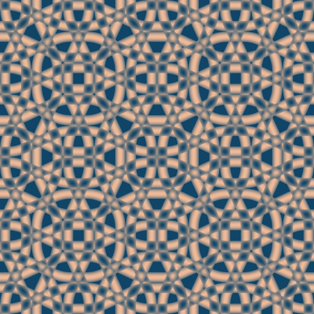 Pattern of lines. Seamless pattern with geometrical figures. Vector. Illustration