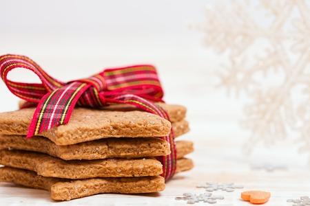 gingerbread cookies: Christmas cookies. Christmas gingerbread.