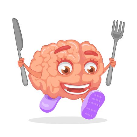 rationality: Brain nutrition concept