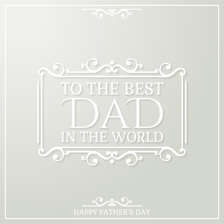 blue you: Happy Fathers Day poster. Thank You Dad.