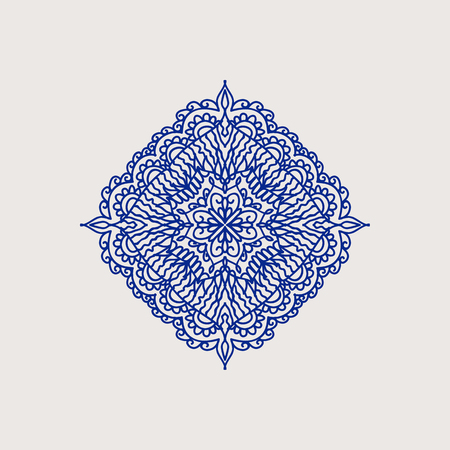 Arabic style decorative element