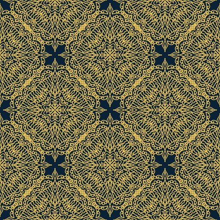 Stylish arabic seamless pattern