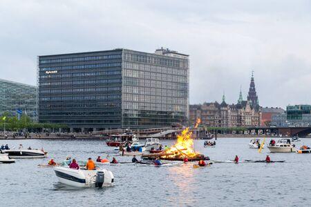Midsummer Eve in Copenhagen