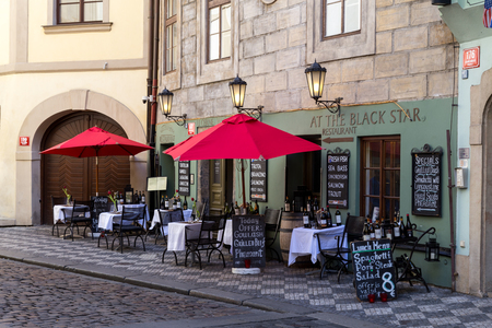 Restaurant in Prague