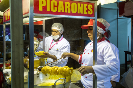 Mistura Food Festival in Lima