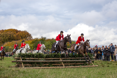 Hubtertus Fox Hunt 2017