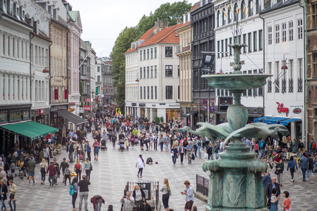 Copenhagen City Centre Editorial