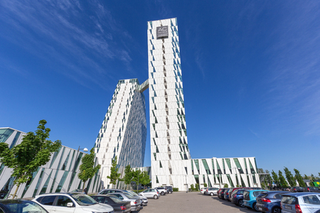 Bella Sky Hotel and Congress Center in Copenhagen Editorial