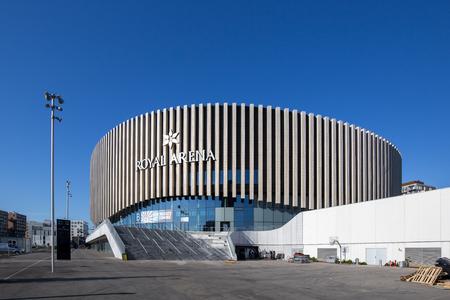 Royal Arena Copenhagen Editorial