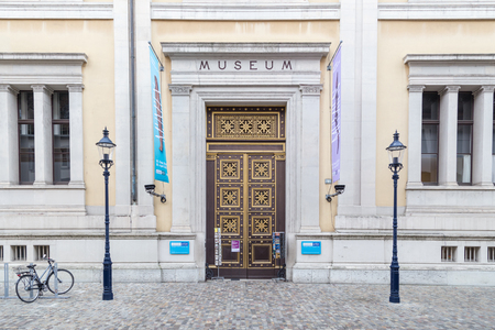 Museum of Natural History in Basel, Switzerland