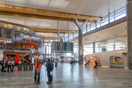 Oslo Gardermoen International Airport