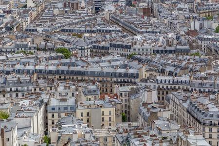 Paris Rooftop View