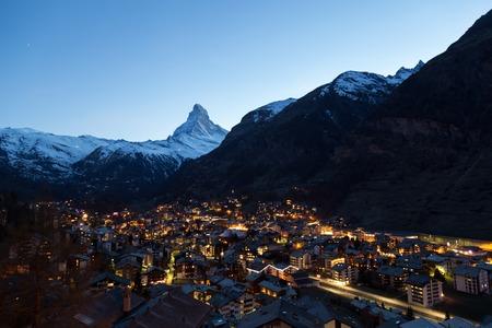 Swiss Alps Matterhorn Zermatt